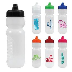 24oz Quencher Bike Water Bottle with Sure Flow Lid