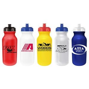 20 Oz. Value Cycle Bottle w/ Push 'n Pull Cap