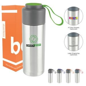 18 oz Double Wall Stainless Bottle