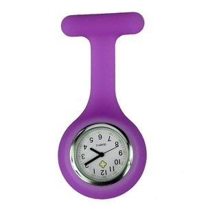 Silicone Fob Nurse Watch